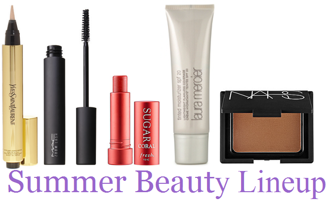 Summer Beauty Line Up